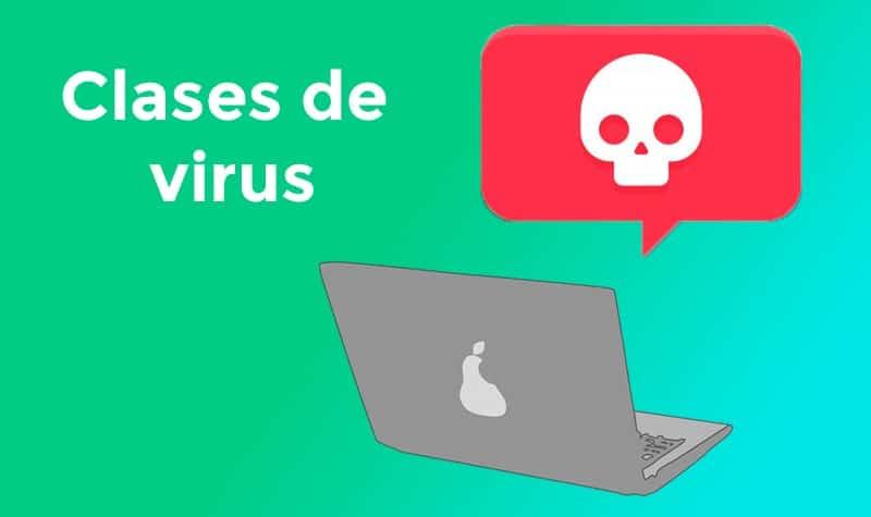 clases de virus informaticos en funcion del daño que provocan