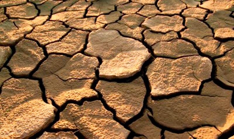 erosión antrópica o erosión del suelo