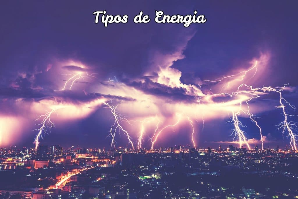 tipos de energia - todos los tipos y clases de energia